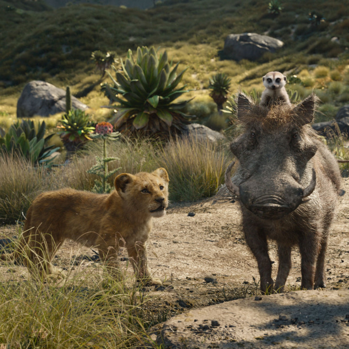 Der König der Löwen – Szenenbild 1