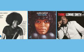 JazzEcho-Plattenteller, Blue Grooves - Blue Notes funkigste LPs
