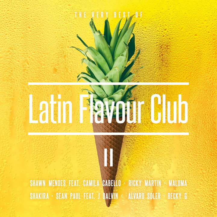Latin Flavour Club By Universal Vertrieb Latin Flavour