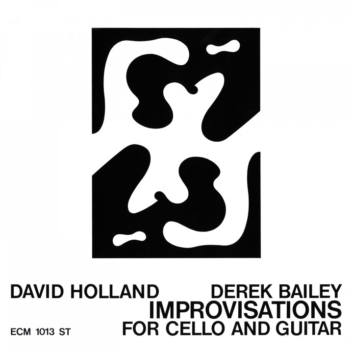 Improvisations For Cello And Guitar