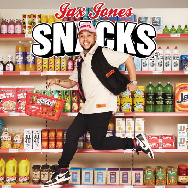 Jax Jones Snacks (Supersize)