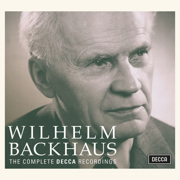 Backhaus: Complete Decca Recordings (Ltd. Edt.)