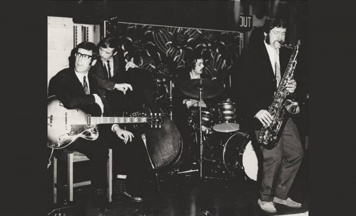 Tubby Hayes Quartet at Western Hotel 20.05.1969