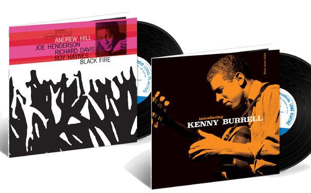 JazzEcho-Plattenteller, Tone Poet-LPs - zwei originelle Klassiker des modernen Jazz