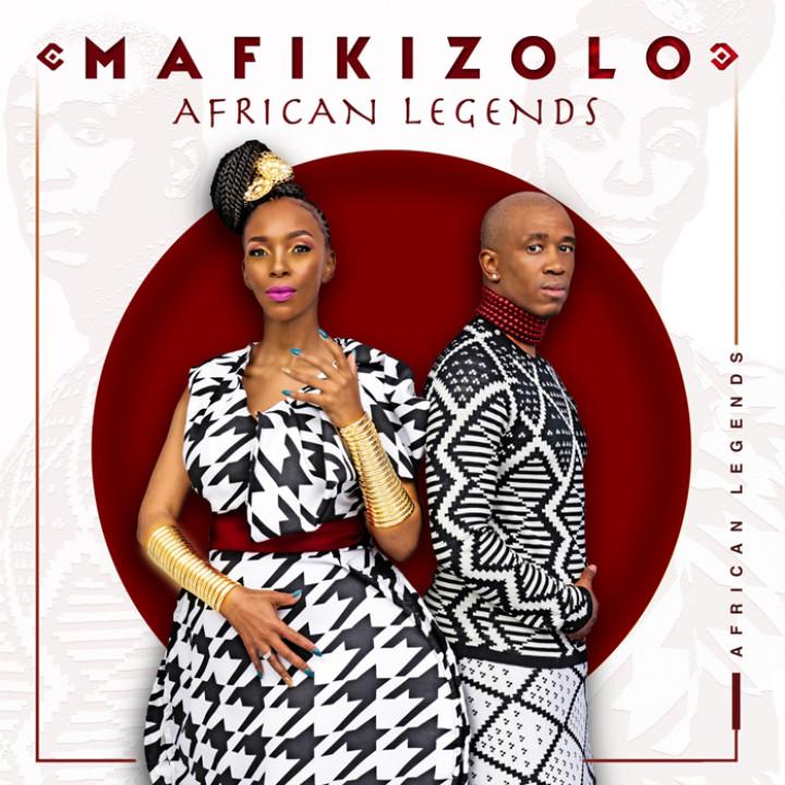 Mafikizolo African Legends 2019 Cover