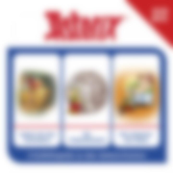 Asterix - 3-CD Hörspielbox Vol. 6