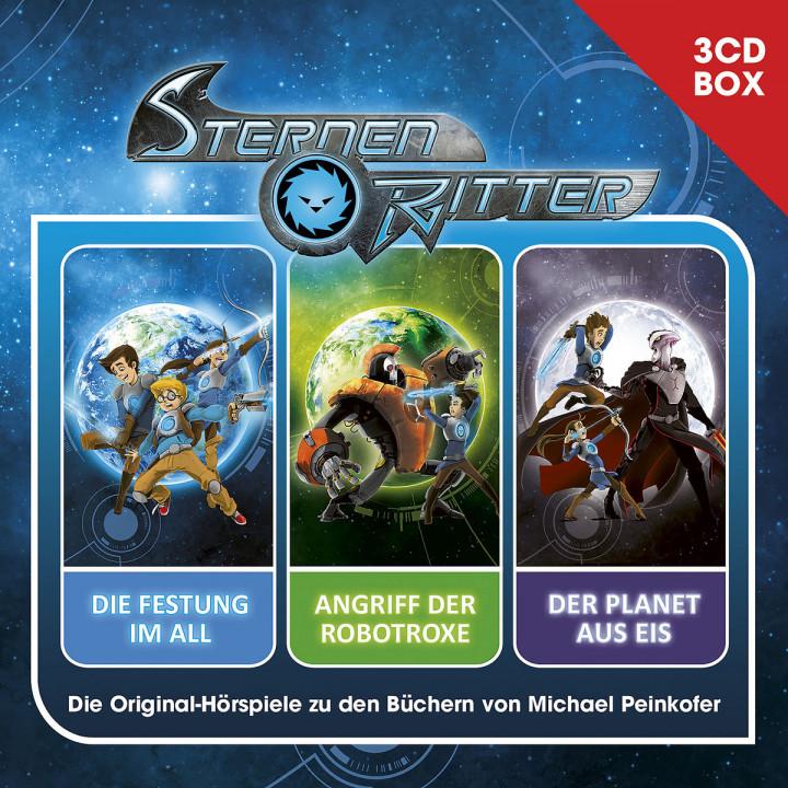 Sternenritter - 3-CD Hörspielbox