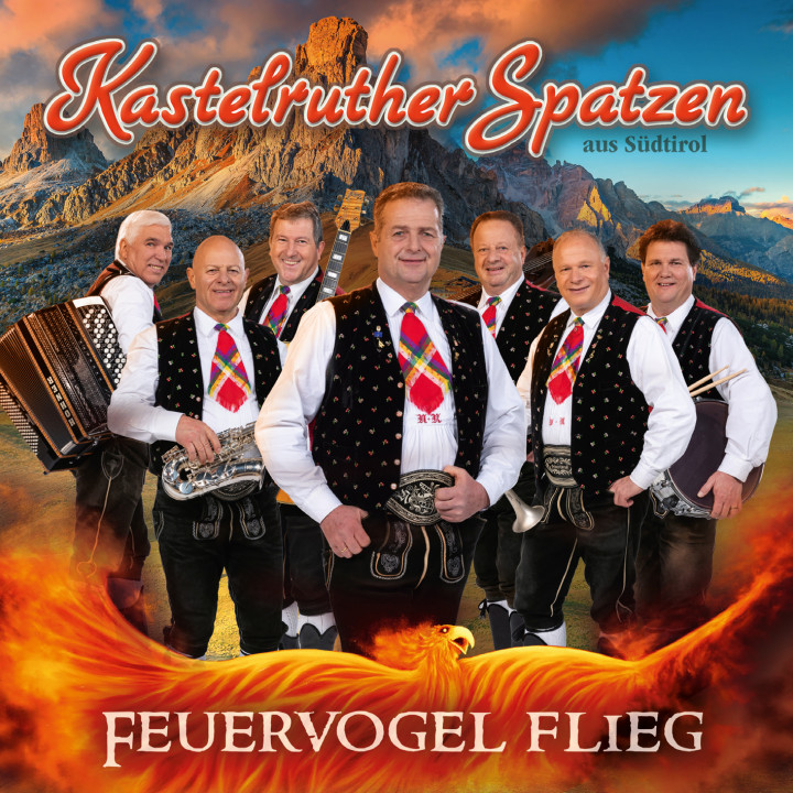 Cover_Album_Kastelruther_Spatzen_Feuervogel_flieg