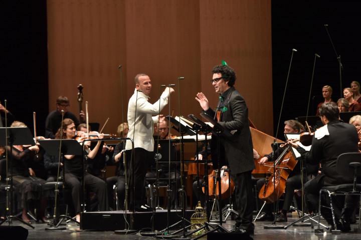 Yannick Nézet-Séguin & Rolando Villazón