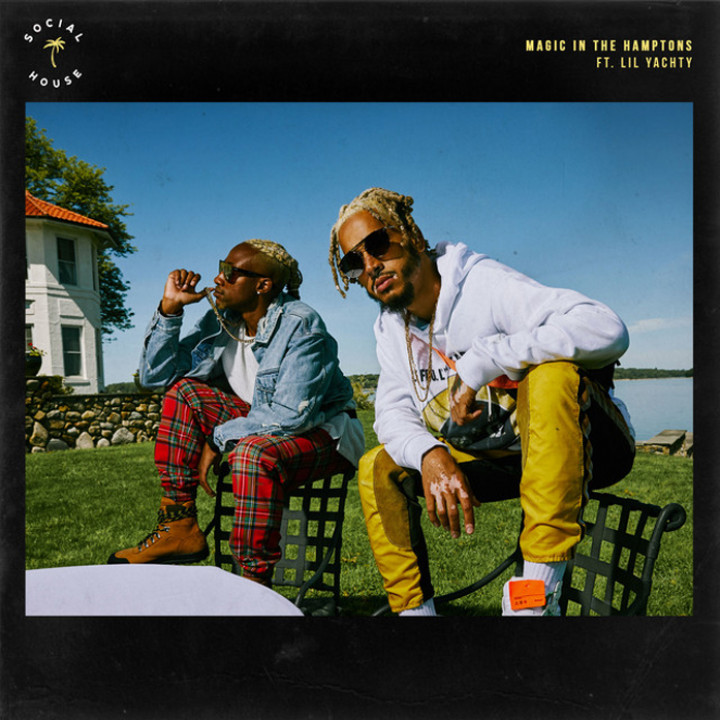 Social House Lil Yachty Magic In The Hamptons