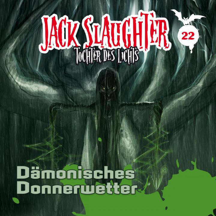 Jack Slaughter Folge 22 (Cover)