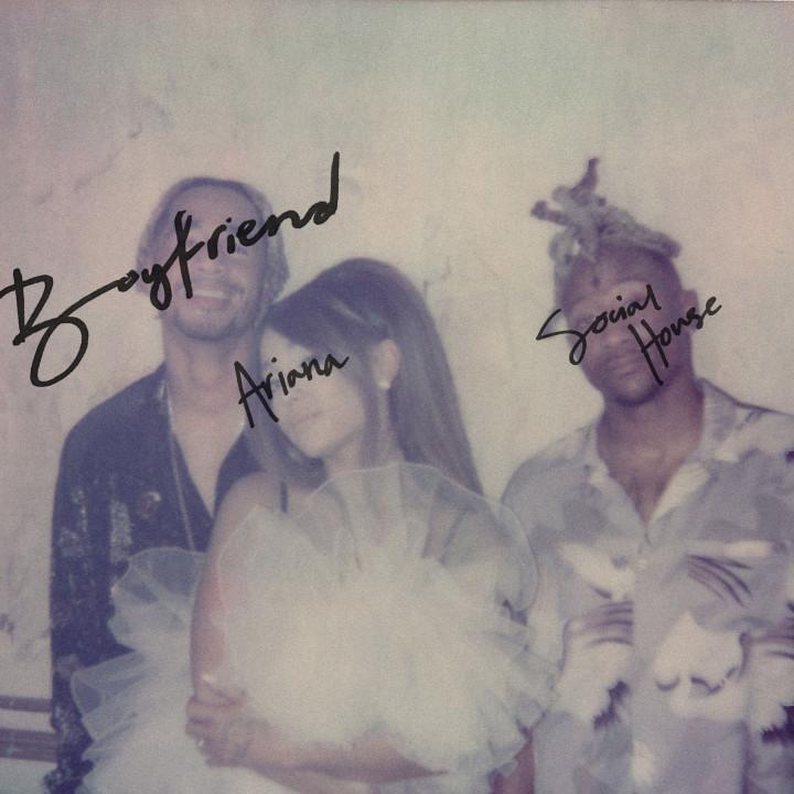 Ariana Grande + Social House - Boyfriend