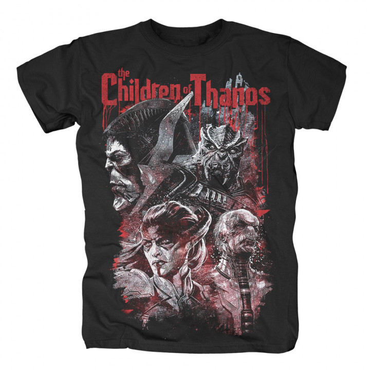 Children in Blood