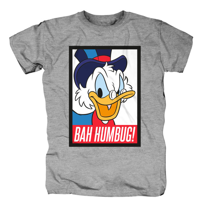 Dagobert Duck—Bah Humbug