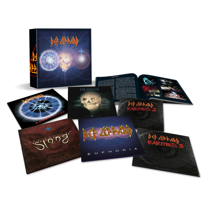 The Vinyl Box Set: Volume Two (Limited Edition)
