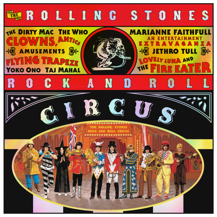 Rock and Roll Circus (3LP)