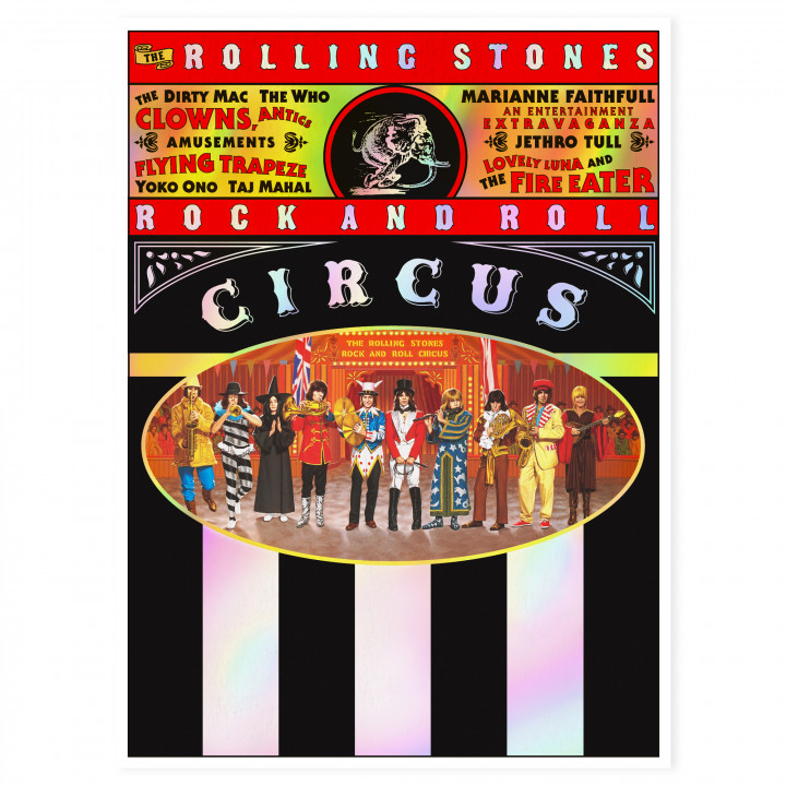 Rock and Roll Circus (Special Limited Deluxe Edition)