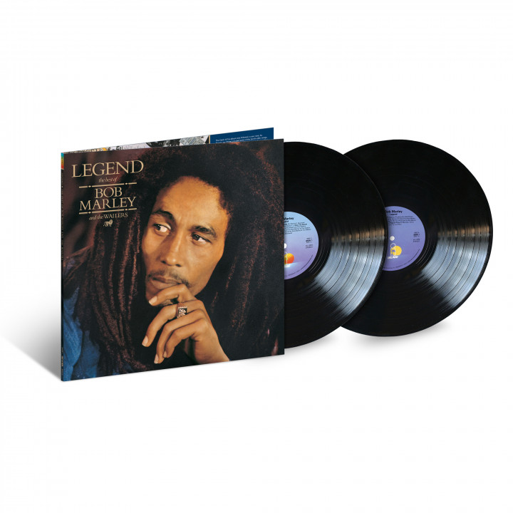 Legend (35th Anniversary Edition — Ltd. 2LP)