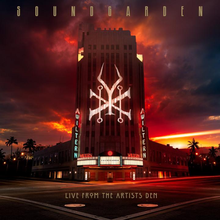 Soundgarden—Live From The Artists Den (4LP)
