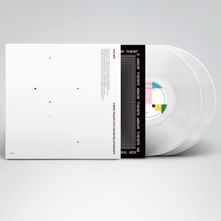 A Brief Inquiry Into Online Relationships (Excl. Clear 2LP)