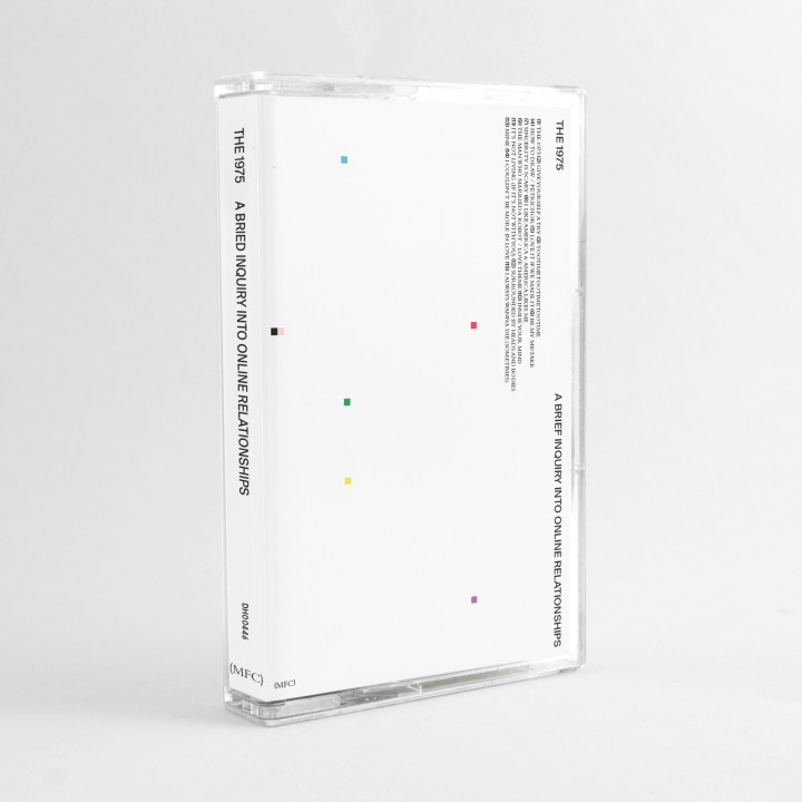 A Brief Inquiry Into Online Relationships (Excl. Cassette)