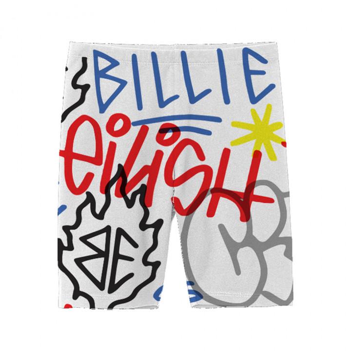 Billie Eilish x FreakCity Graffiti