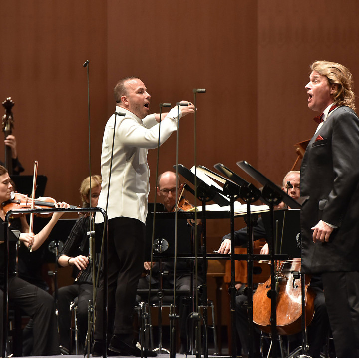 Yannick Nézet-Séguin, Klaus Florian Vogt