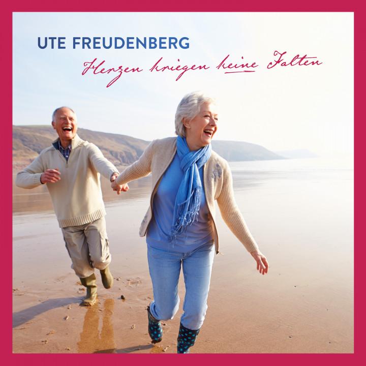 """Single Cover Freudenberg """"Herzen kriegen keine Falten"""""""
