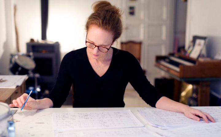 Rebecca Saunders