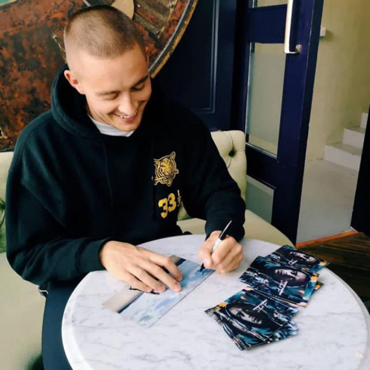 Dermot Kennedy CD Signed Ltd.