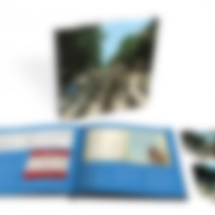 Abbey Road - Packshot (3CD + Blu-Ray)