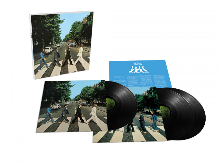 ABBEY ROAD - 50th Anniversary (Ltd. 3LP Box)