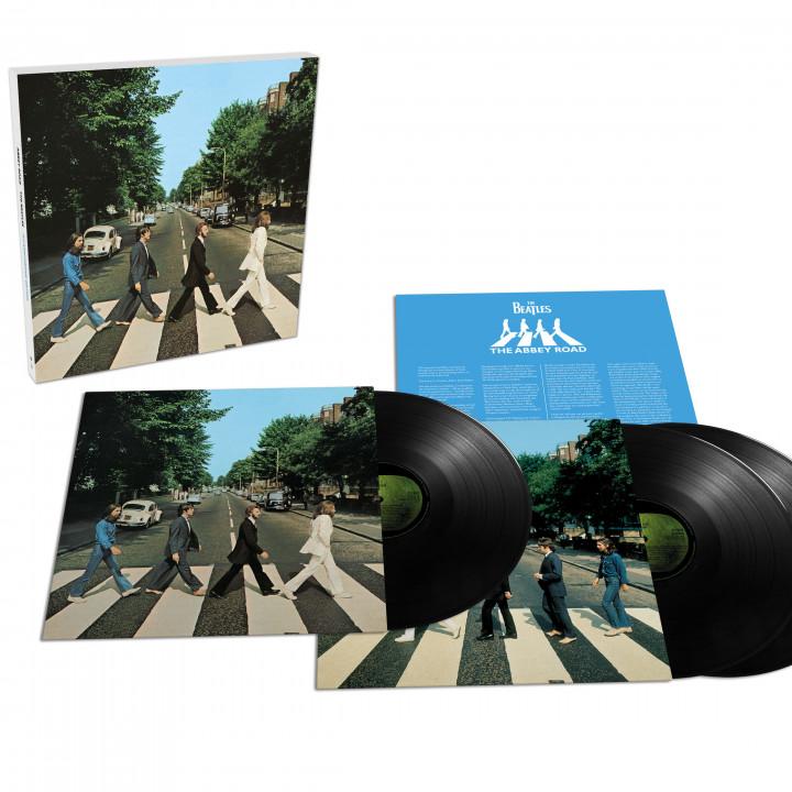 ABBEY ROAD - 50th Anniversary (Ltd. 3LP Box)