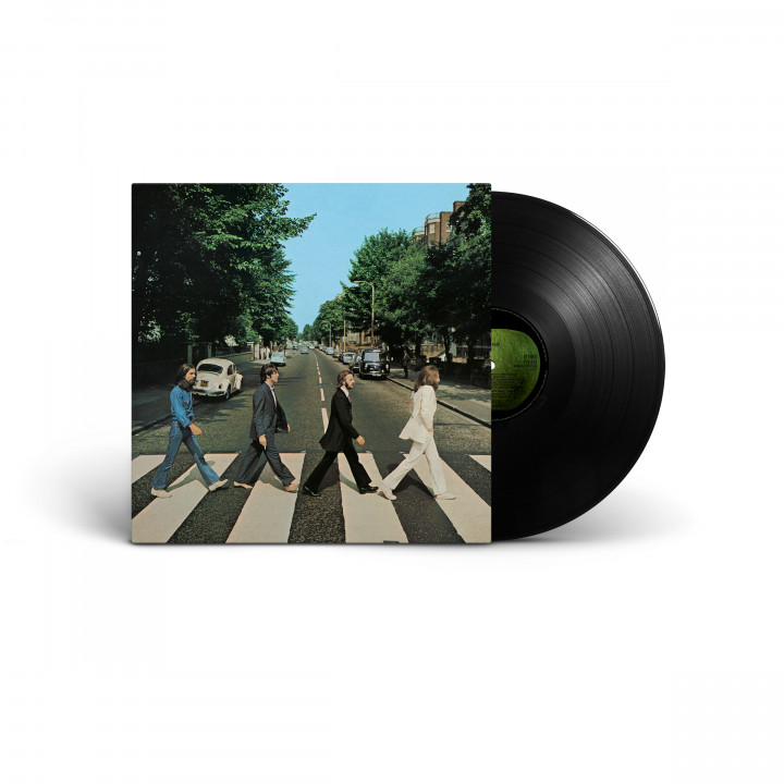 ABBEY ROAD - 50th Anniversary (1LP)