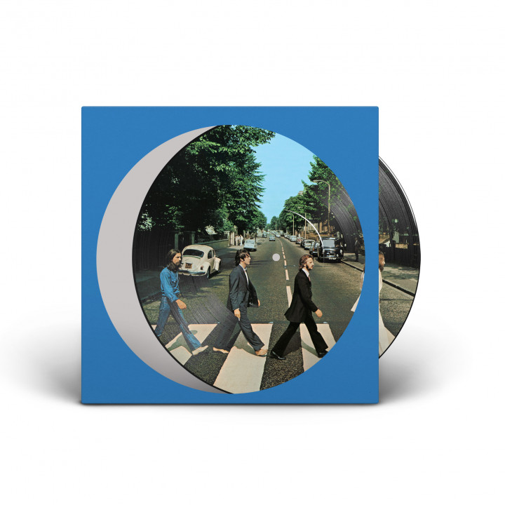 ABBEY ROAD - 50th Anniversary (Ltd. Picture LP)