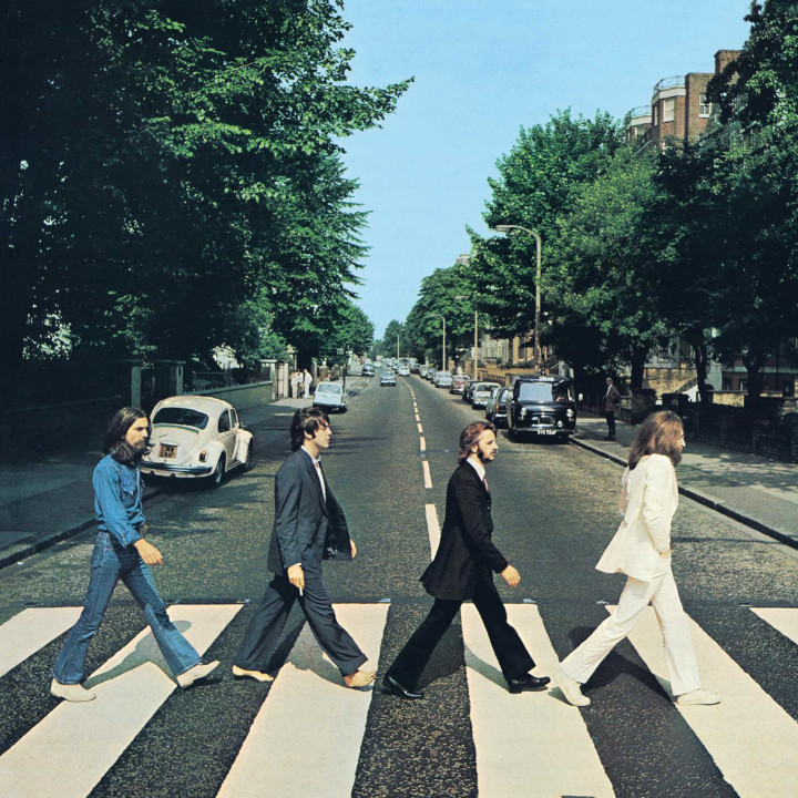 The Beatles Abbey Road - Cover