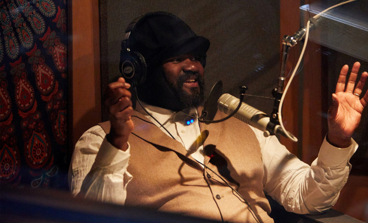 Gregory Porter Podcast: The Hang