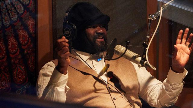 Gregory Porter, Plauderstunde unter Freunden - Gregory Porter startet Podcast