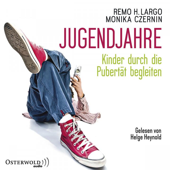 Remo H. Largo, Monika Czernin: Jugendjahre