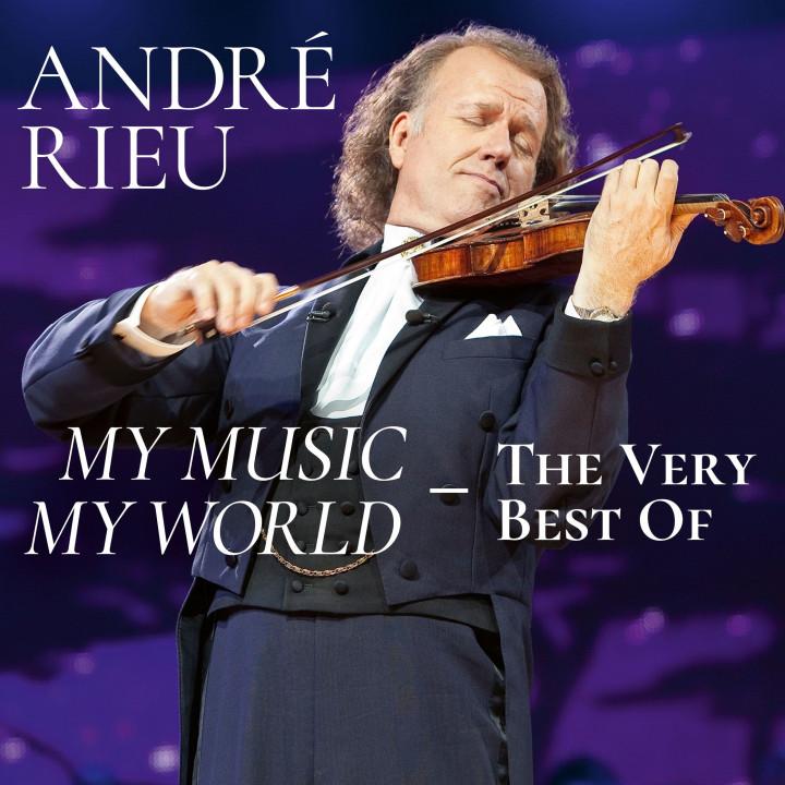 My Music My World Cover