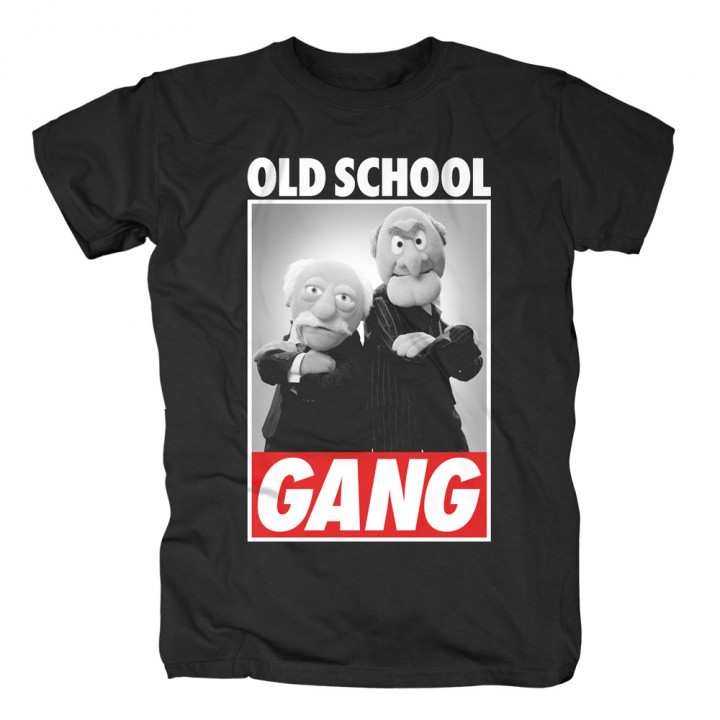 Muppets — Old School Gang