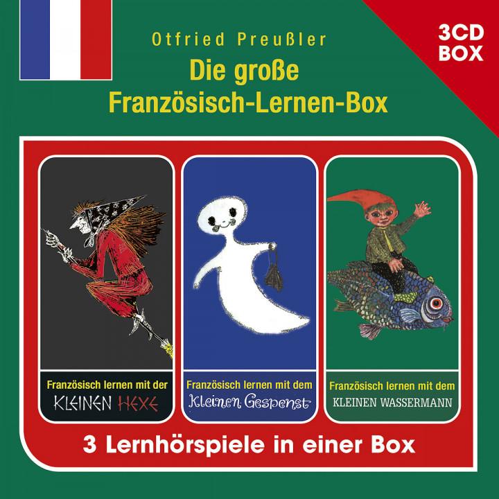 Die große Französisch-Lernen-Box
