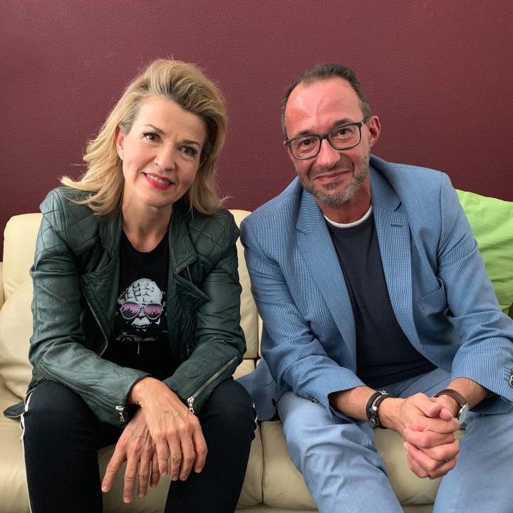 Anne-Sophie Mutter und Holger Wemhoff