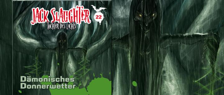 22: Dämonische Donnerwetter (Hörprobe)