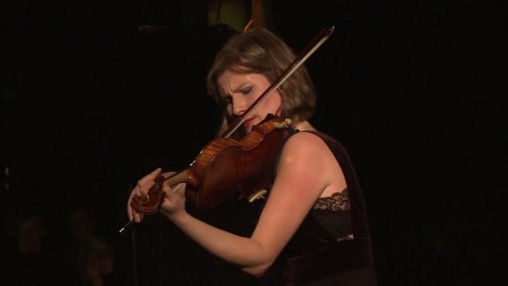 Lisa Batiashvili - Debussy: Violin Sonata in G Minor, III. Finale. Très animé (Live from Yellow Lounge Berlin)