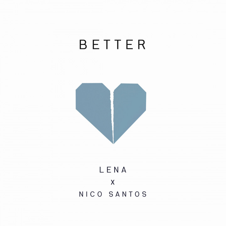 Lena Nico Santos Better Cover