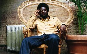Michael Kiwanuka, Lounge-Konzert: Michael Kiwanuka präsentiert sein neues Album KIWANUKA bei radioeins