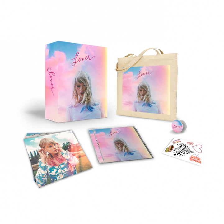 Taylor Swift Deluxe Box Lover
