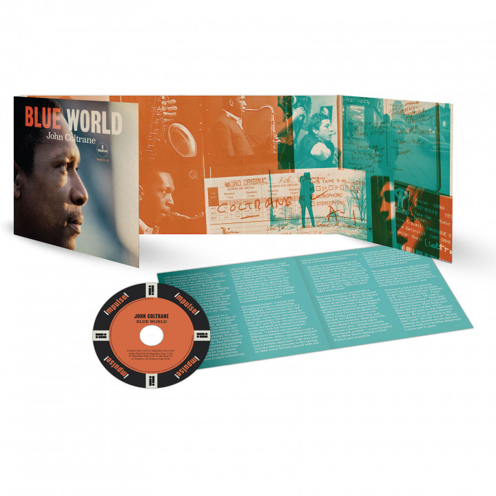 John_Coltrane_Blue world_CD_Packshot