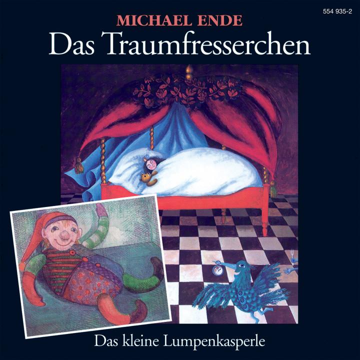 Das Traumfresserchen / Das kleine Lumpenkasperle (Cover)